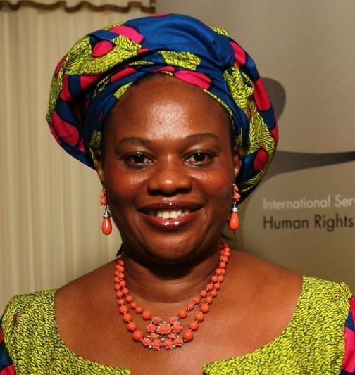 Former Minister of Information, Dora Akunyili