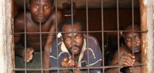 Image result for prison gate in nigeria
