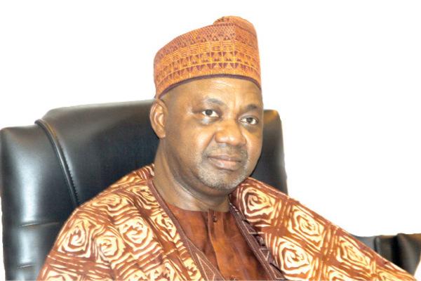 Vice president, Namadi Sambo