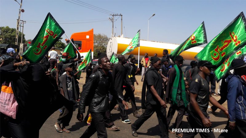 Shiite Procession