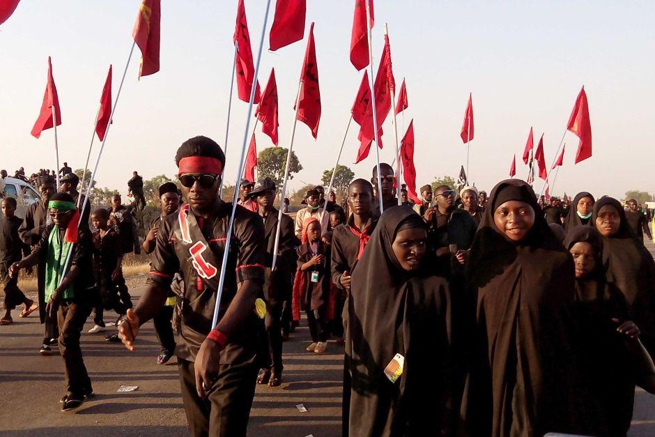 Nigeria Shia Movement