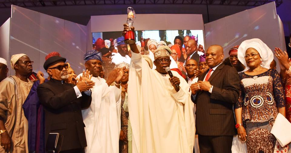 Bola Ahmed Tinubu - Sun Man of the Year