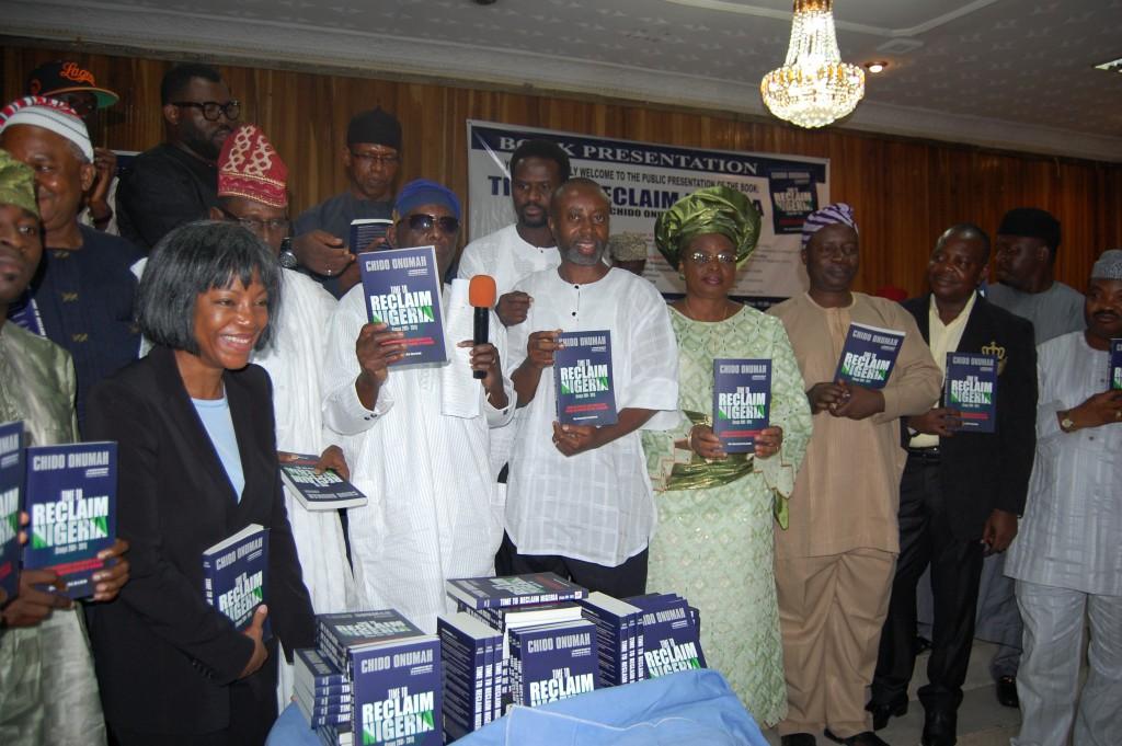 Chido Onumah - Book Launch