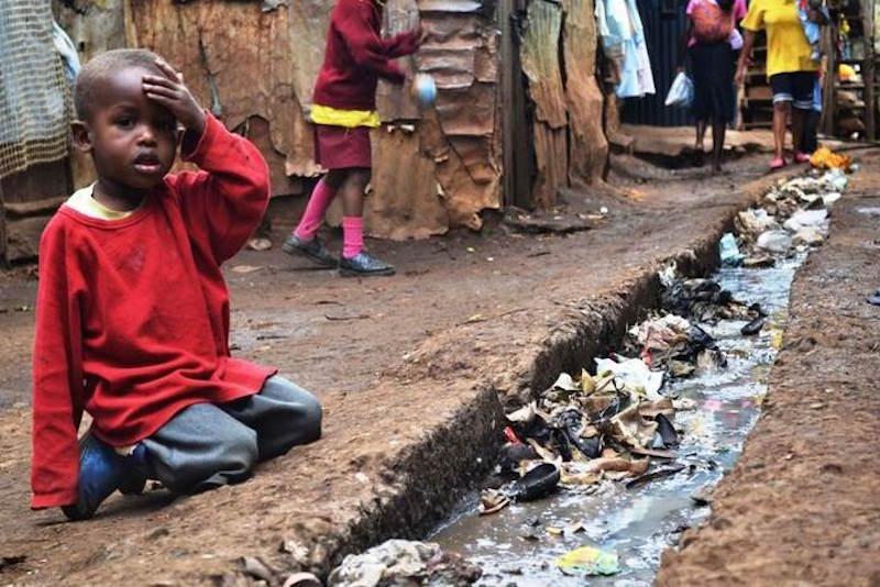 Nigerians Suffering