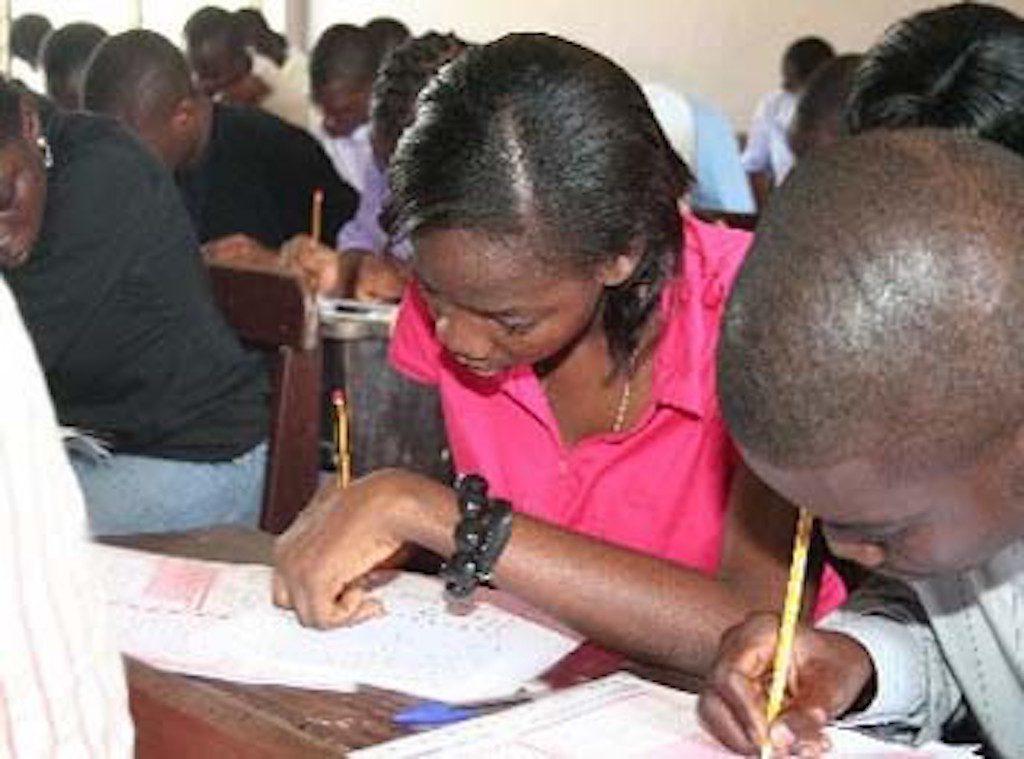 Scholarship test