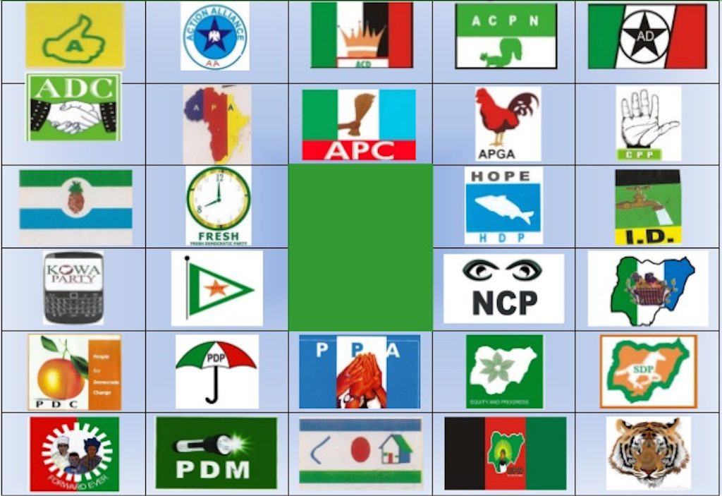 nigerian-political-parties