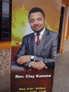 Rev. Clay Kamma