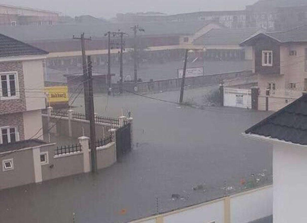 Flood Lagos