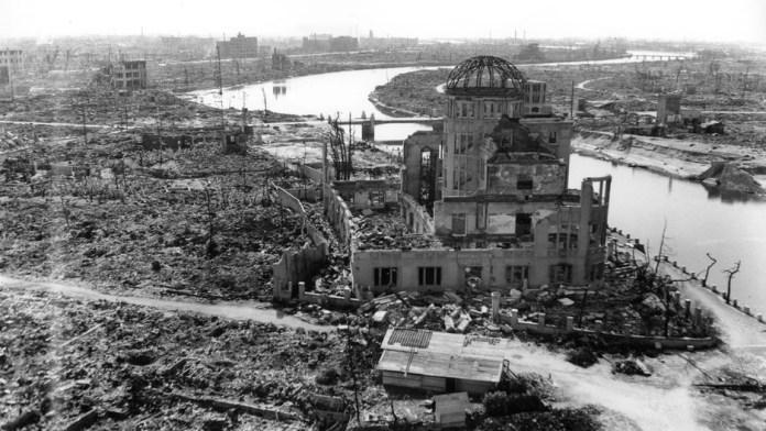 Photos: Hiroshima after the atomic bomb