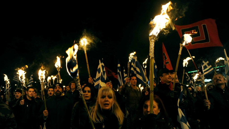 How Lesbos residents drove the far-right Golden Dawn party ...