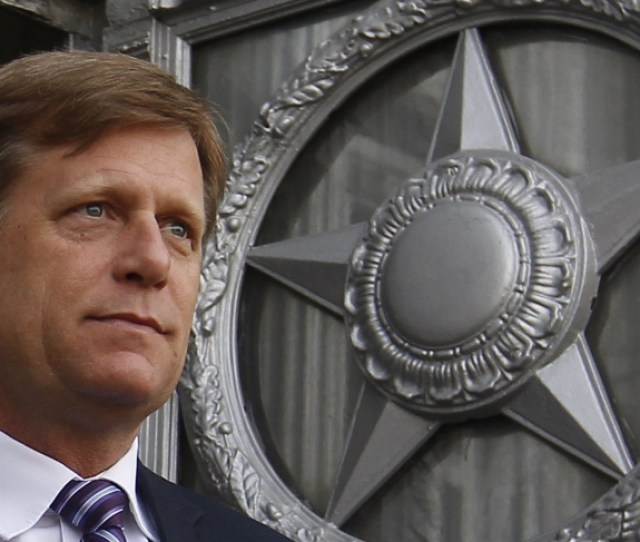 U S Ambassador To Russia Michael Mcfaul Is Slated To Leave His Post Later This Month