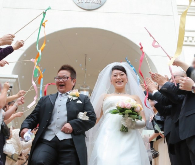 An Lgbt Couple In Japan Celebrate Their Nuptials