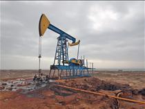 Нефть качалка