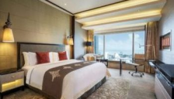 The St. Regis Mumbai Deluxe Room with a King Bed and City View 1 e1626526340664 - The St. Regis Mumbai, A romantic rendezvous under starry skies