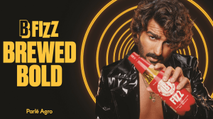 Parle Agro redefines Boldness with new Brand Ambassador for B Fizz, Arjun Kapoor