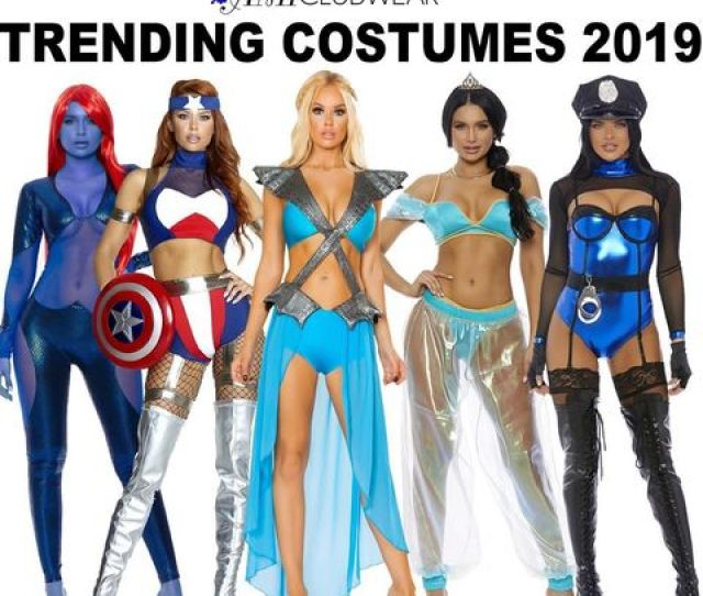First Look Sexy Costume Ideas For Halloween  Wfmj Com