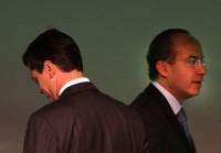 Peña y Calderón. Favores de transición. Foto: Eduardo Miranda