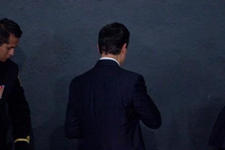 Enrique Peña Nieto, titular del Ejecutivo. Foto: Miguel Dimayuga