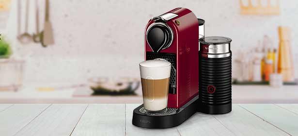 Máy pha cà phê Krups nespresso
