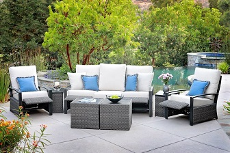 Barcalounger goes outdoor   Furniture Today on Barcalounger Outdoor Living id=40562
