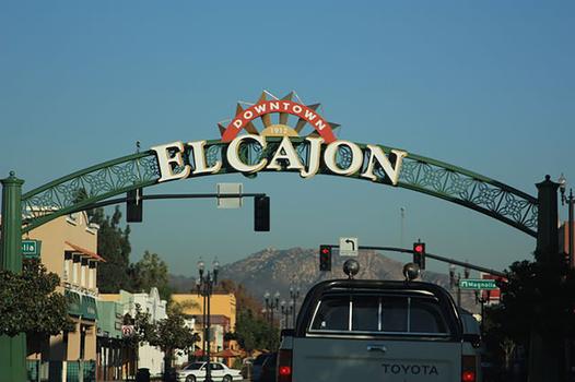El Cajon, Cali.