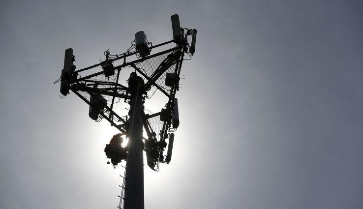 cellular phone tower