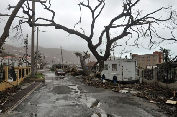 Hurricane Maria's destruction in pictures ...