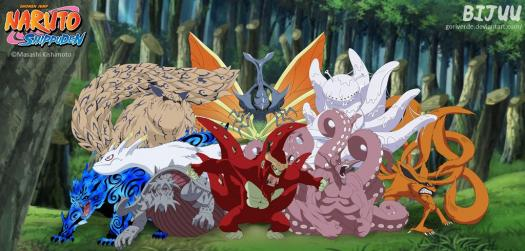 Naruto Tailed Beast Quiz