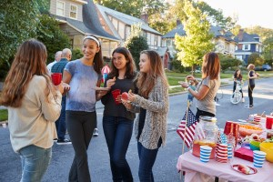 How to Chaperoning Your Teen's Party