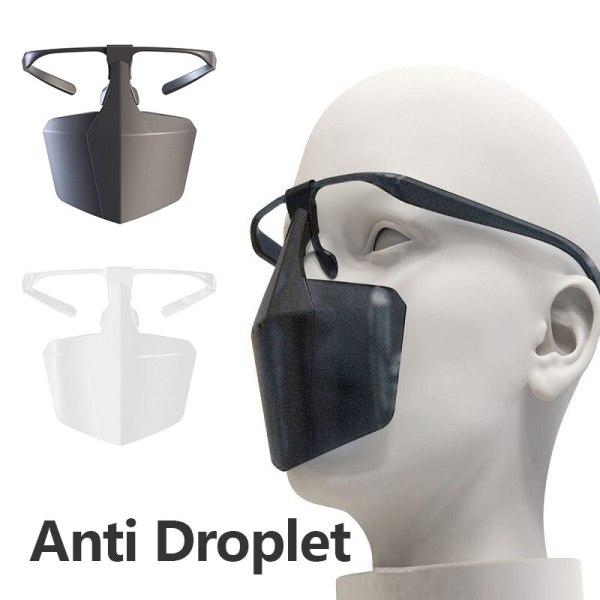 Anti-Oil-Splash Face Mask