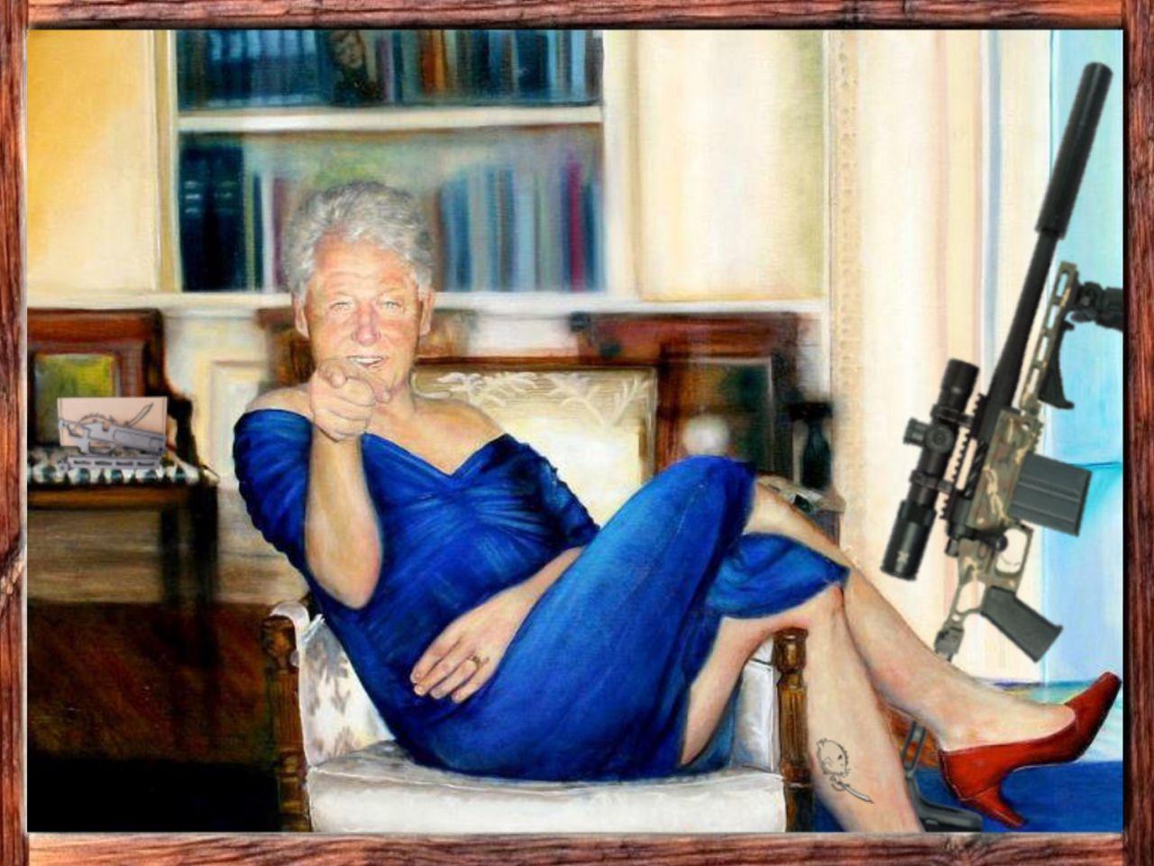 Black Collar Arms Clinton's Pork Sword