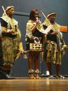 Princess Sinethemba Zulu