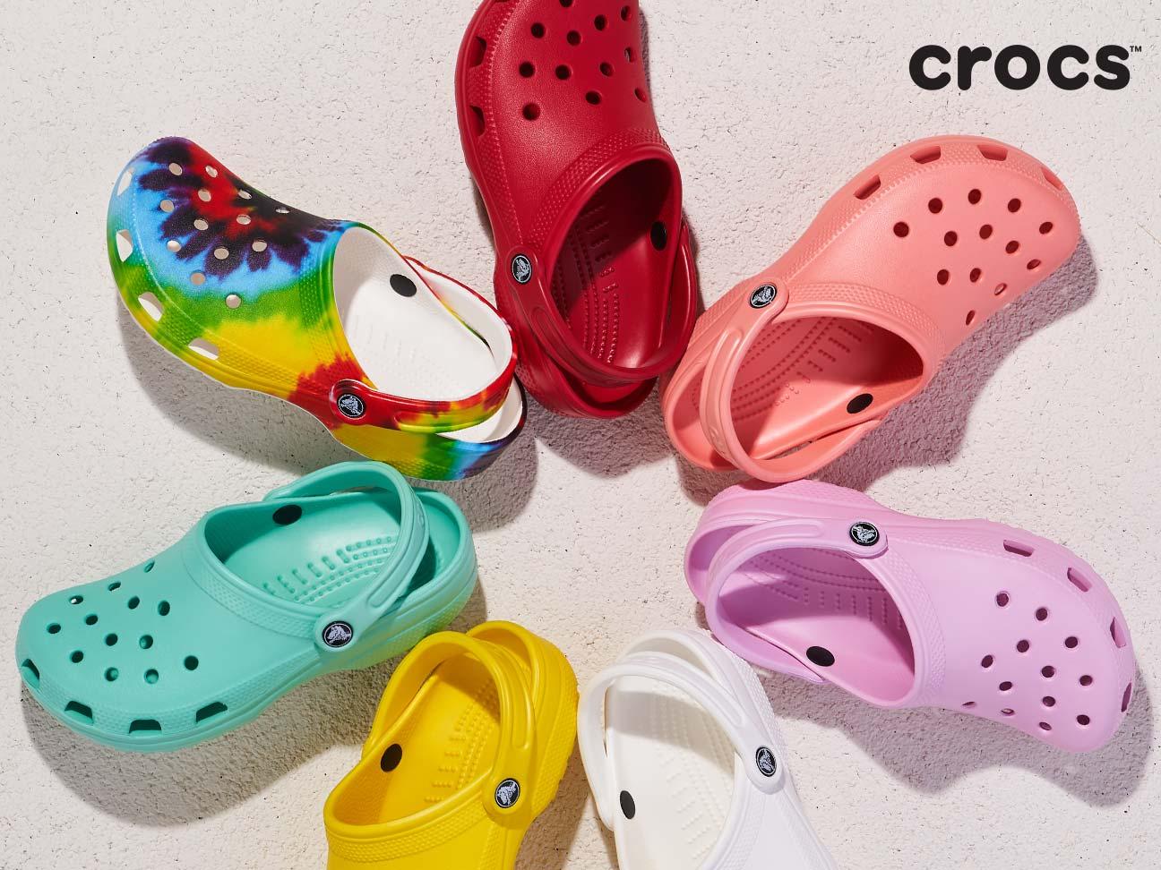 מנומס החלף הקדמה crocs sandals near me