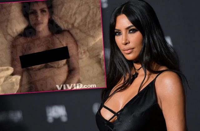 Kim Kardashian Sex Tape Drugs Ecstasy Vivid