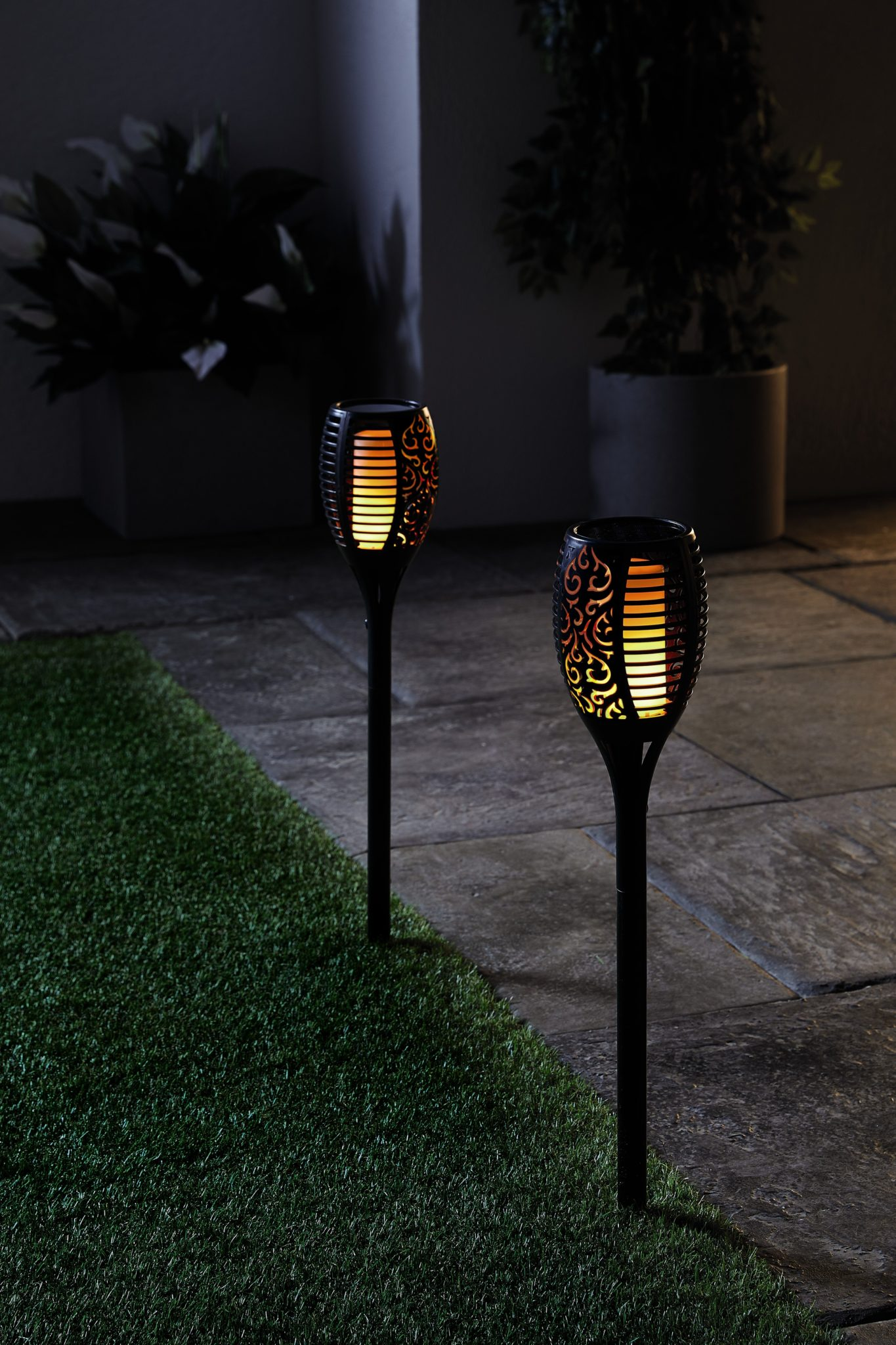 Range Solar Lights