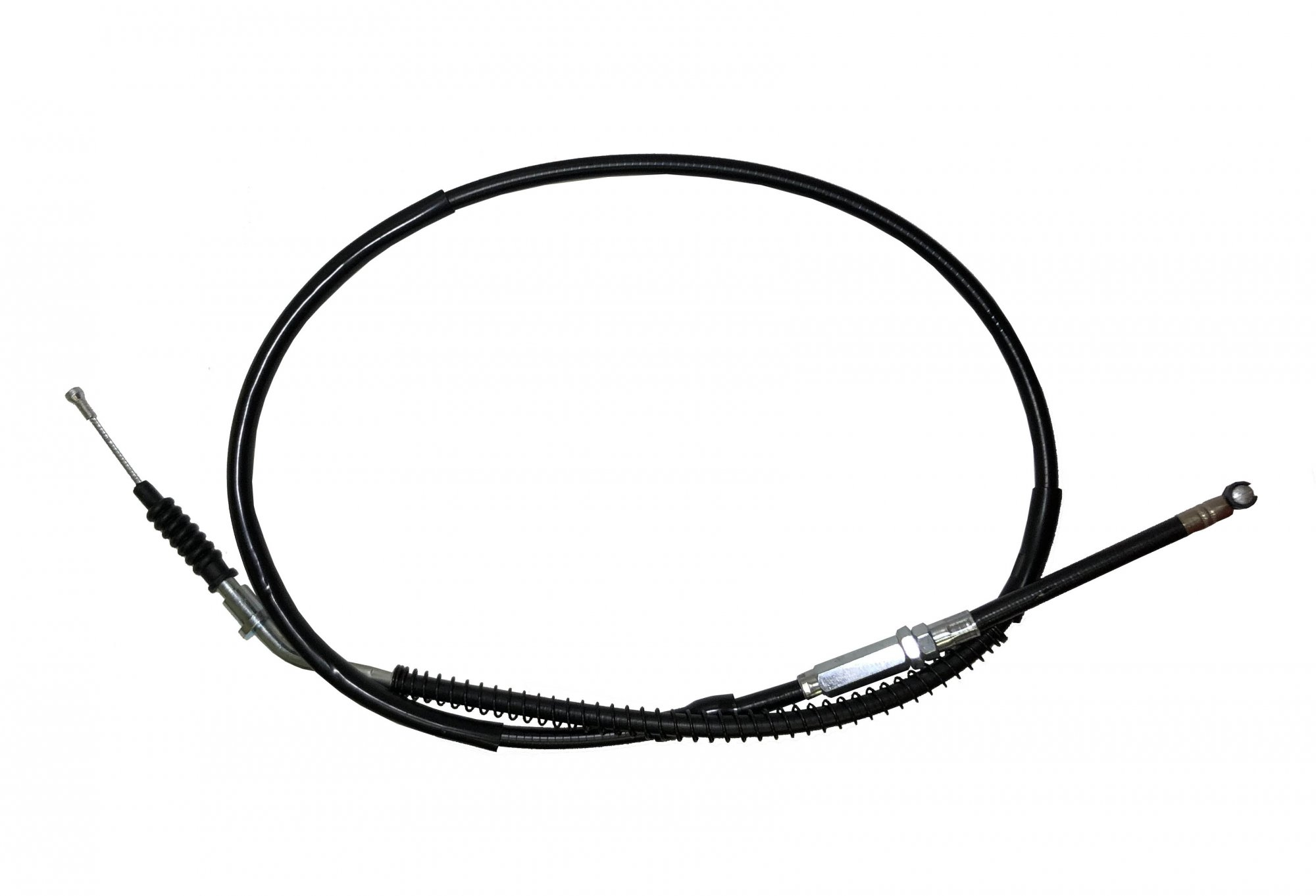 Yamaha Dt175 Brand New Clutch Cable 12 019