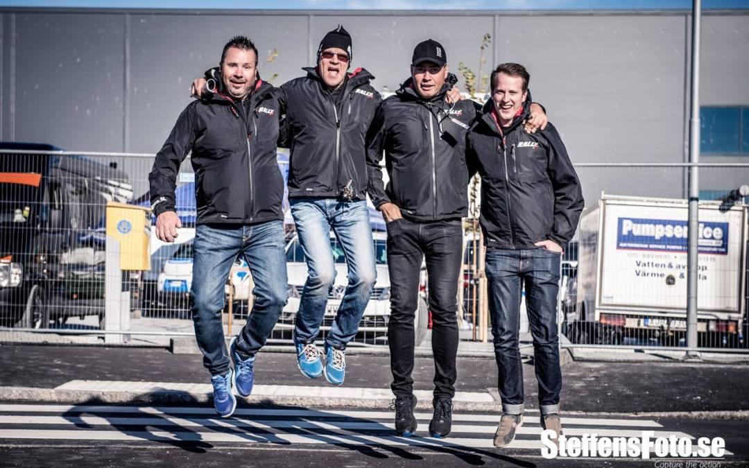 Rally Live sänder Rally-SM 2016