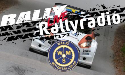 Så följer du Dackefejden via Rallyradion