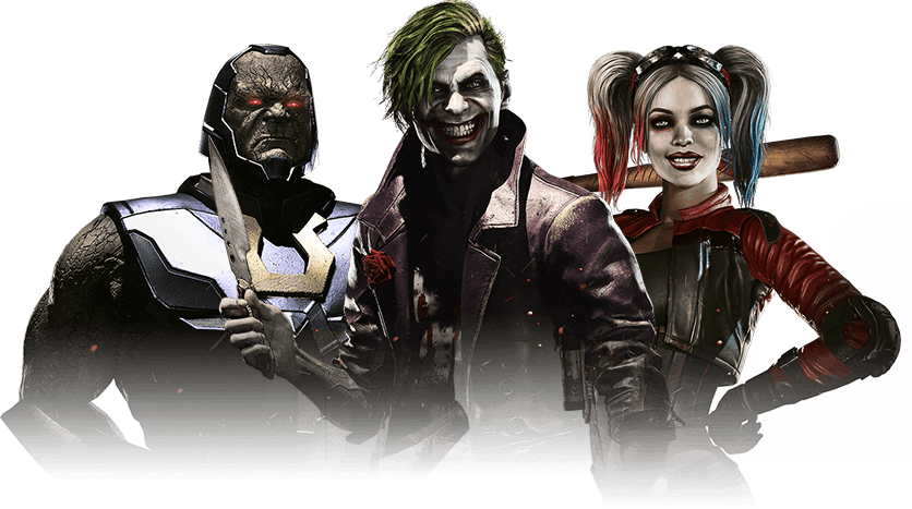 Injustice 2 Villain Characters All Of The Villains In