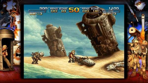 Скачать METAL SLUG 3 (2000) через торрент бесплатно для PC ...