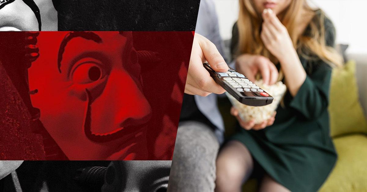 Se Avete Amato La Casa Di Carta Ecco Altre 5 Serie Tv Che