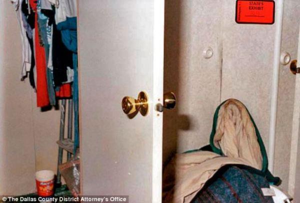 """Povestea adevărată a """"fetei din dulap"""": """"Am trăit în IAD ..."""