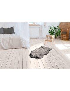 tapis imitation peau de bete