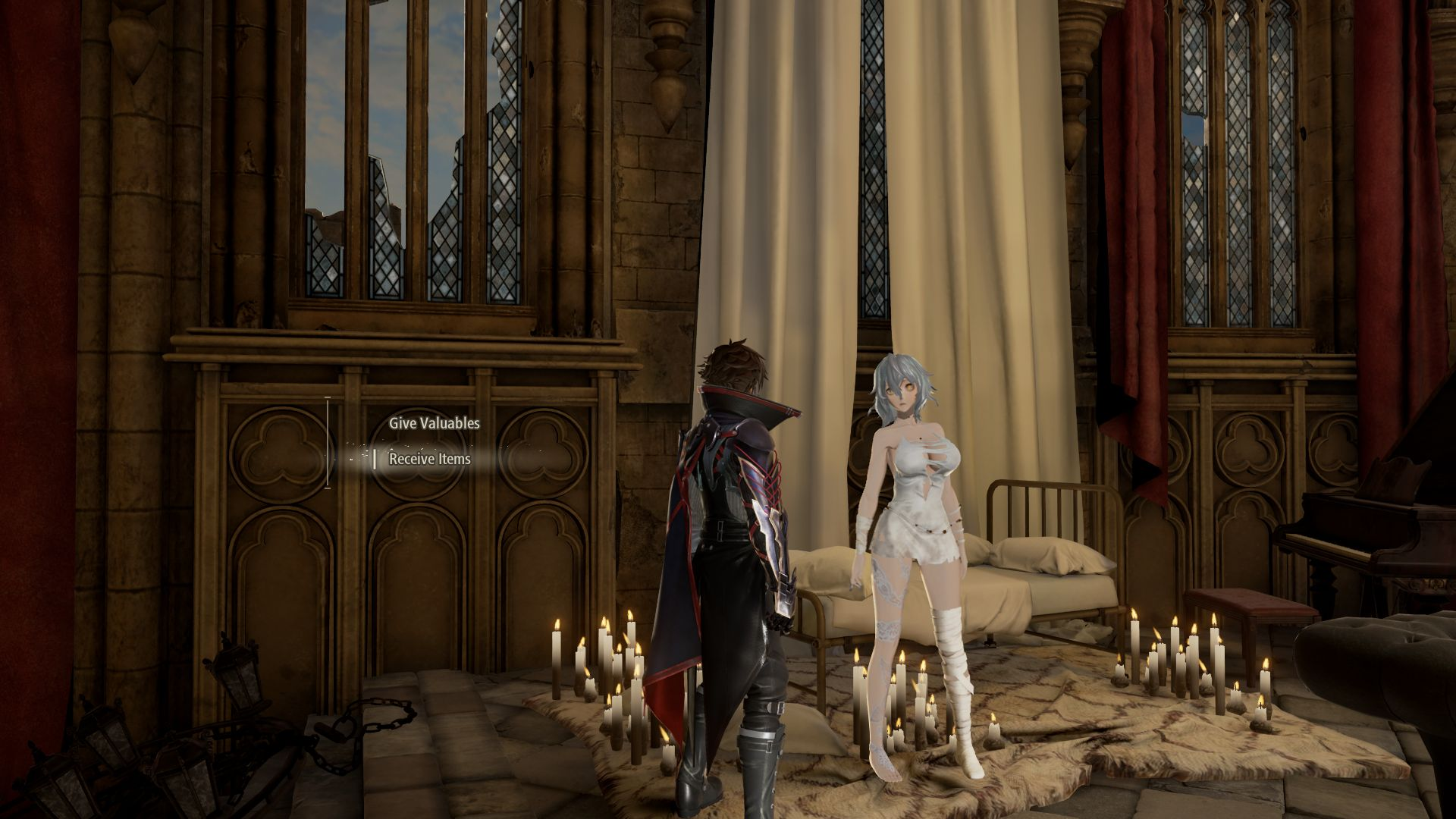 Code Vein New Screenshots Show Off Characters Amp More