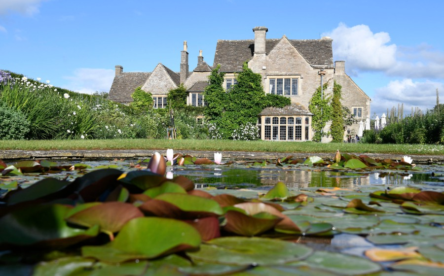 Luxury Spa Aquarias Spa In Whatley Manor United Kingdom Relais Amp Chteaux