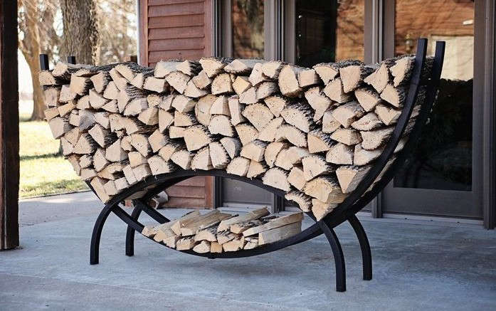 10 easy pieces firewood and log