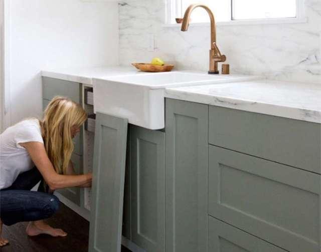 Smitten Studio SemiHandmade Ikea Kitchen Cabinets
