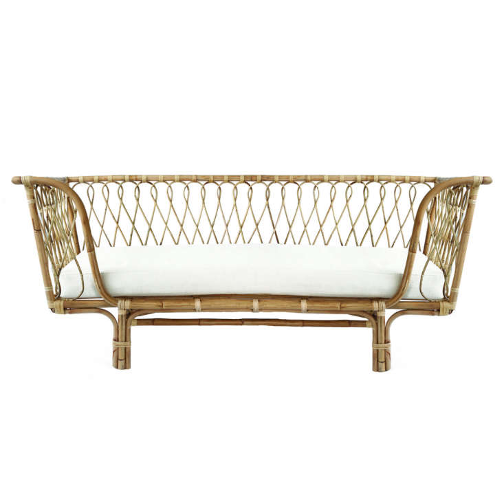 7 favorite rattan daybeds for summer living