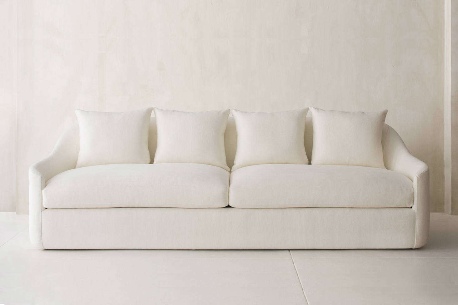 the perfect high end luxury sofa