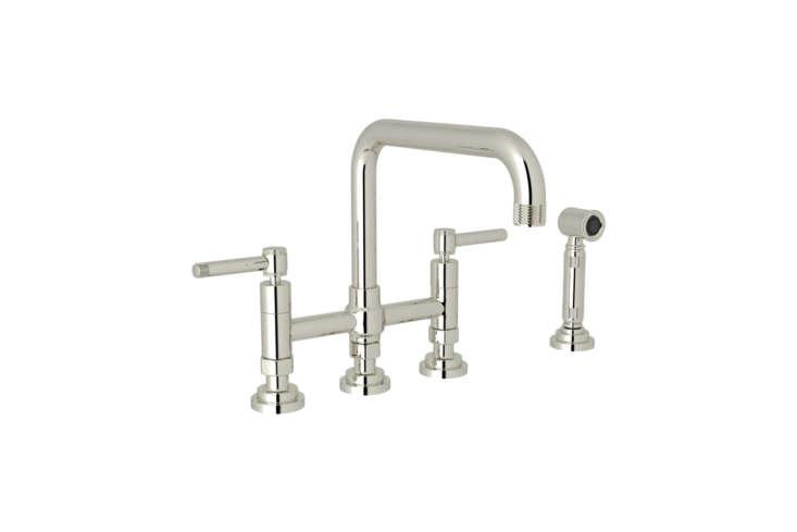10 easy pieces modern bridge faucets